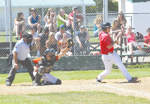 (Photo courtesy of the Independent Observer) BAT BOYS